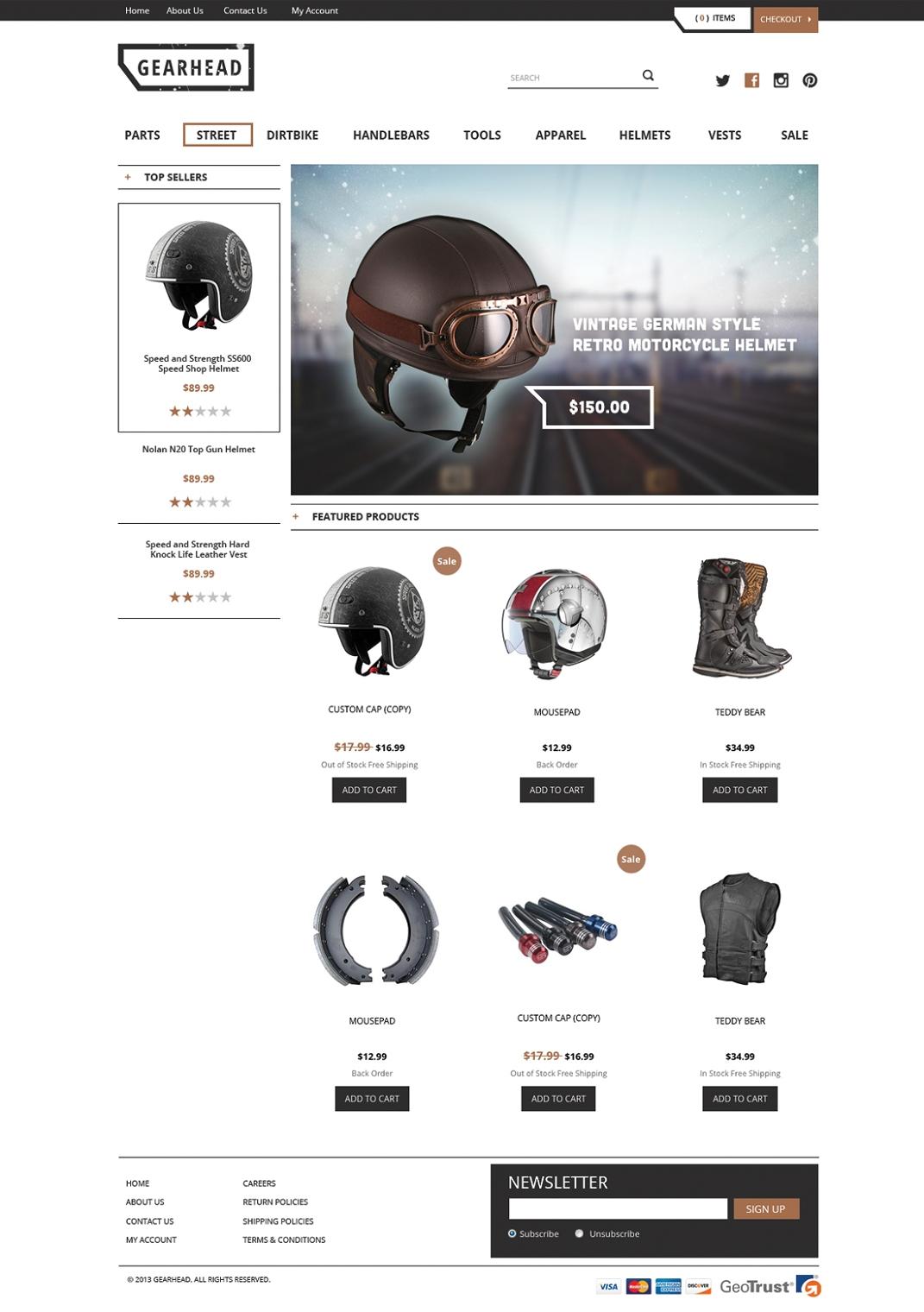 3Dcart Templates | 3dcart Responsive Templates For Your Store