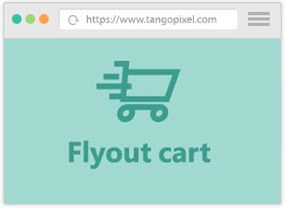3dcart responsive flyout shopping cart
